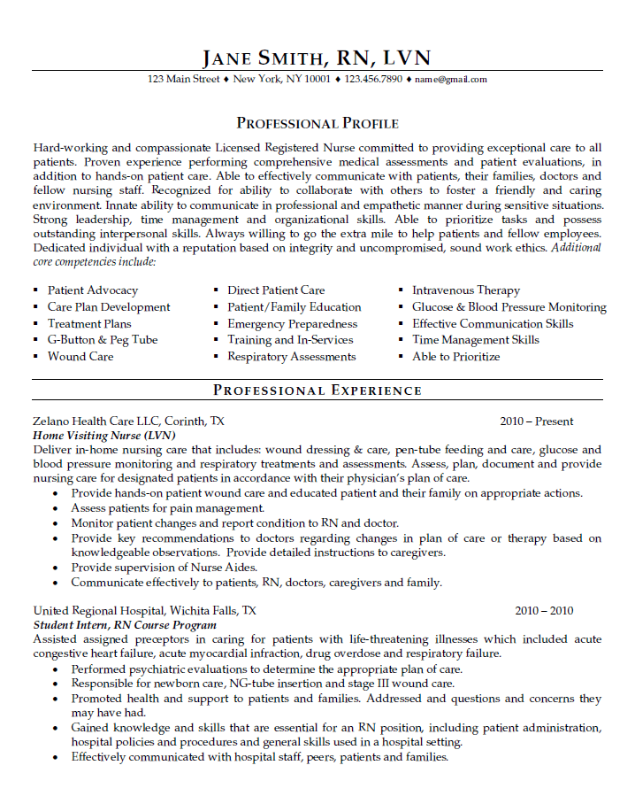 Professional Resume Writers Resume Passion